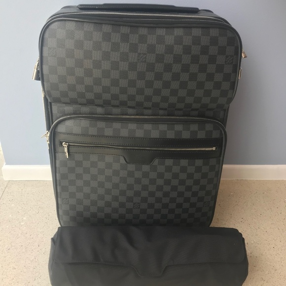 377df60f8e4f Louis Vuitton Other - Louis Vuitton Travel Carry On Pegase 55 Damier Gra
